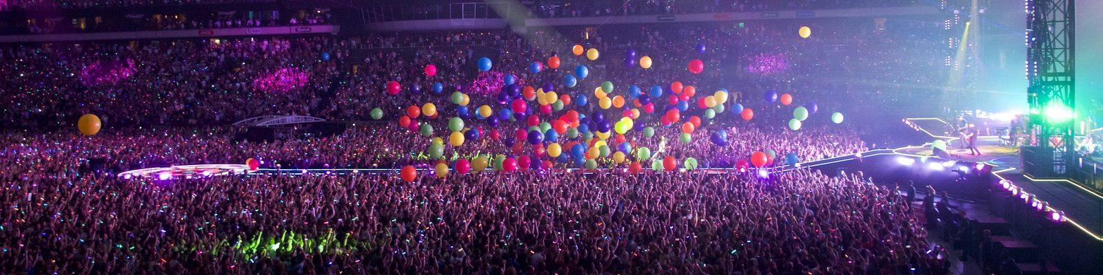 Coldplay şi un roller coaster de emoţii