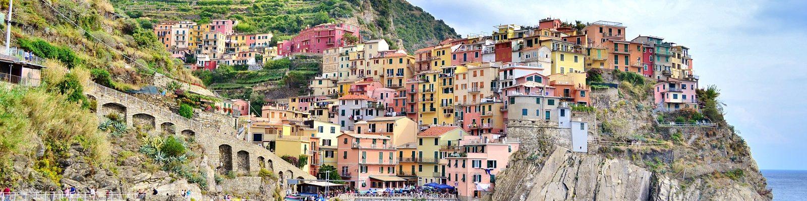 Cum să îţi organizezi vacanţa în Cinque Terre