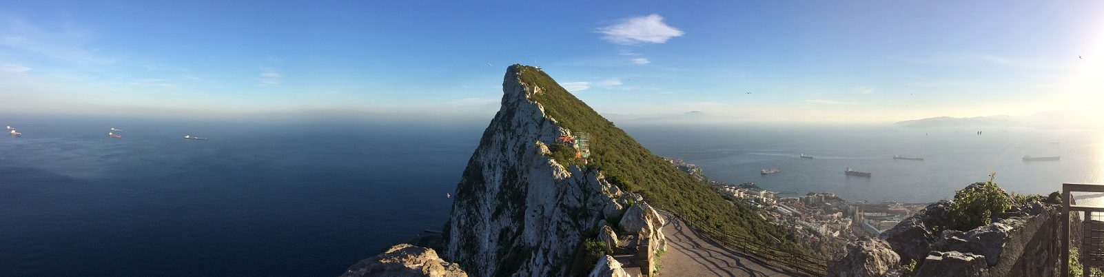 Mediterranean Steps, sau cum am urcat stânca din Gibraltar